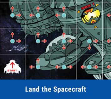 Land the Spacecraft